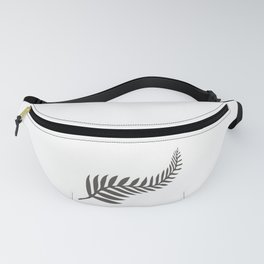 Silver Fern of New Zealand Fanny Pack