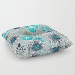 Soulful Summer  Floor Pillow