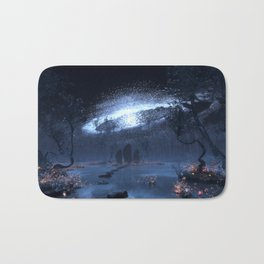 The Standing Stones Bath Mat