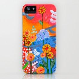 Jump for Joy iPhone Case