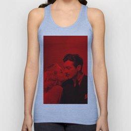 Johnny Eager - Celebrity (Photographic Art) Unisex Tank Top
