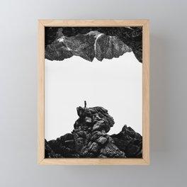 Isolate Me Framed Mini Art Print