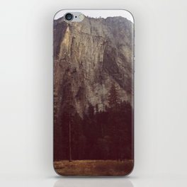 I Miss You El Capitan iPhone Skin