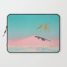 Palm Tree Oasis Laptop Sleeve