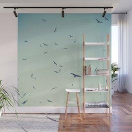Birds Wall Mural