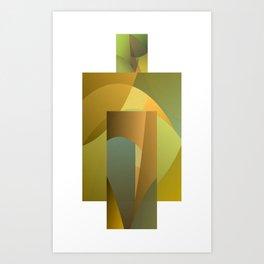 Buckletbot170618 Art Print