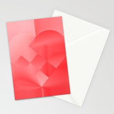 Danish Heart Love Stationery Cards