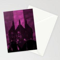 OM Buddha Stationery Cards
