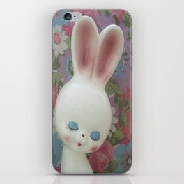 White Hare iPhone Skin