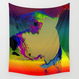PITTY PAT Wall Tapestry