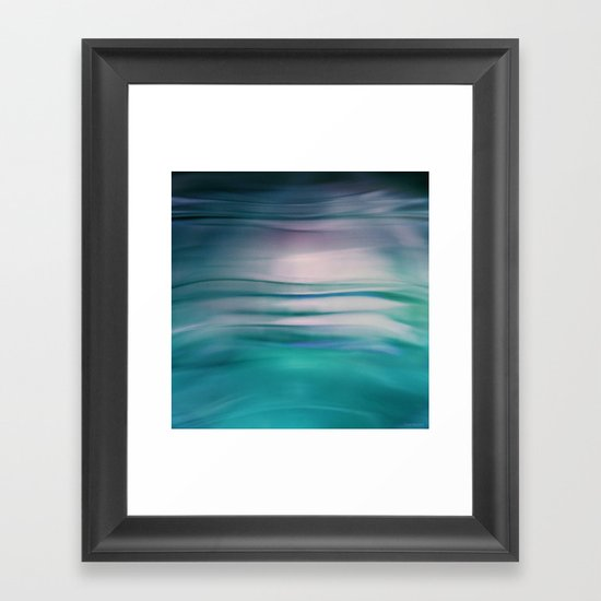 Under Sea Framed Art Print