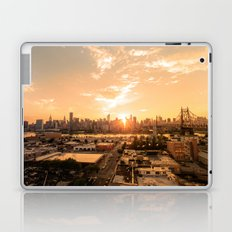 New York City Skyline Laptop & iPad Skin