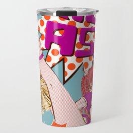 HIGH KICK! Travel Mug