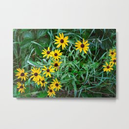 Growing Wild Metal Print