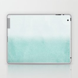 FADING AQUA Laptop & iPad Skin
