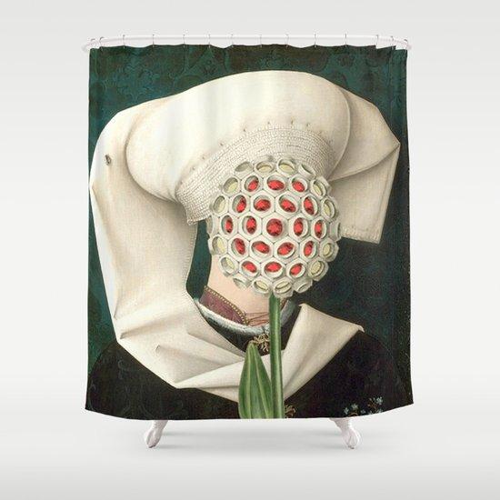 SHY Shower Curtain