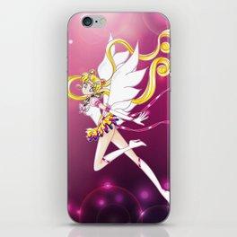 Eternal Sailor Moon iPhone Skin