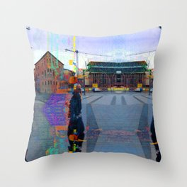 Akin to recalling, instead; understood mimicry. 14 Throw Pillow