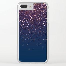 Lightarium (1) Clear iPhone Case