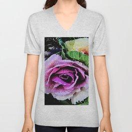 Cabbage Unisex V-Neck