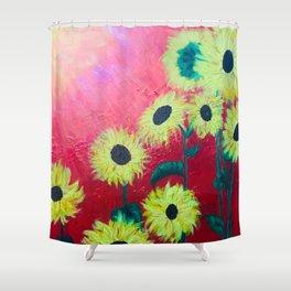 Sunflower 1 Shower Curtain