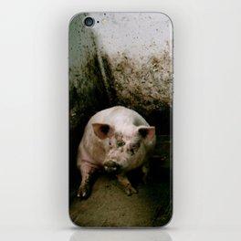 Spare Me iPhone Skin
