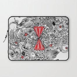 10 of Diamonds Laptop Sleeve