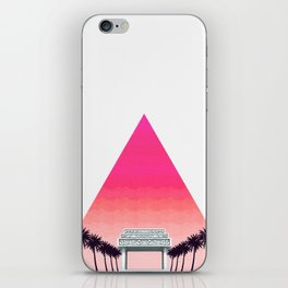 New Wave iPhone Skin