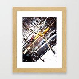 I LOVE NY - 01 Framed Art Print