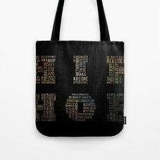 HIP HOP Tote Bag
