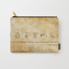 Horcruxes Carry-All Pouch