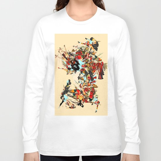 non-headed trogon Long Sleeve T-shirt