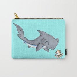 Squid Friend Carry-All Pouch