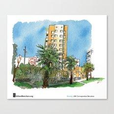 """Swasky """"Casablanca"""" Canvas Print"""