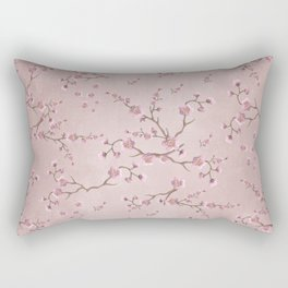 SAKURA LOVE - BALLERINA BLUSH Rectangular Pillow