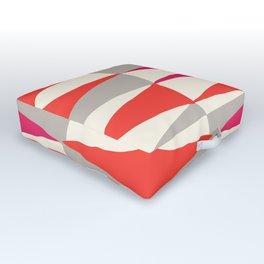 Zaha Type Outdoor Floor Cushion