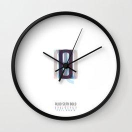 Aldo Semi Bold Wall Clock