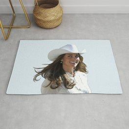 Kate Middleton - Duchess of Cambridge Rug
