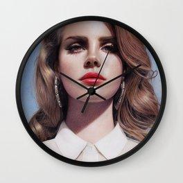 Lana - Born To Die Wall Clock