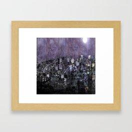 Under Siege Framed Art Print