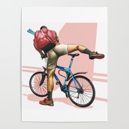 Hot Ride Poster