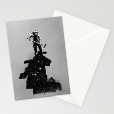 Negative Space Stationery Cards