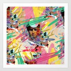 Jakaira Art Print