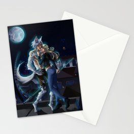 Caught Up In You Stationery Cards