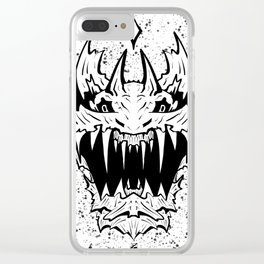 Screeech Clear iPhone Case