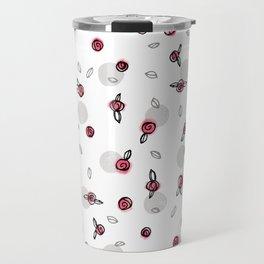 floradot Travel Mug