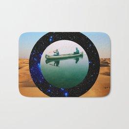 Wormhole - Water desert Bath Mat