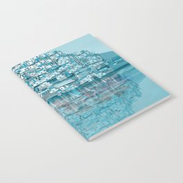 Turquoise Notebook