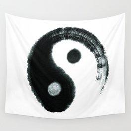 Ying & Yang Wall Tapestry