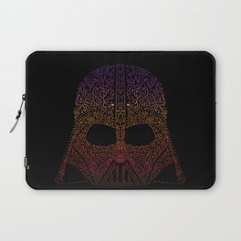 Darth Neon Trooper Laptop Sleeve